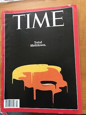 2016 Time Magazine: Donald Trump Total Meltdown Takes Aim at Republicans