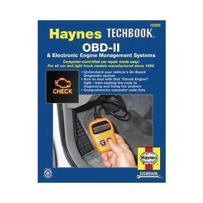 Haynes OBD-II Electronic Engine Management Systems Spanish H98906