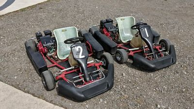 1990 Go Kart from Daytona Kart School - 1 of 2 as used by Henry Cole