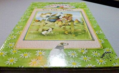 Marjolein Bastin~VERA THE MOUSE-Vera gets a book-24 pages1990-Hard back