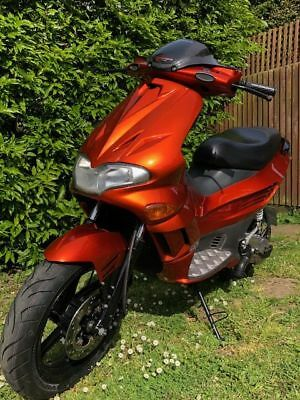 Gilera Runner 172 Registered As 125
