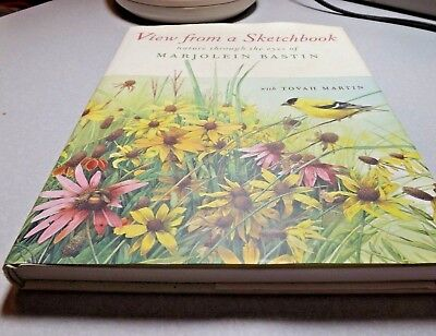 Marjolein Bastin-View from a sketchbook-Nature through the eyes of Marjolein B