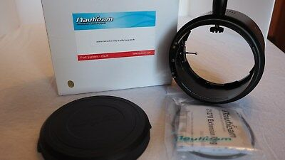 Nauticam 21270 N120 Extension Ring 70 with Focus knob for Canon EF 16-35mm