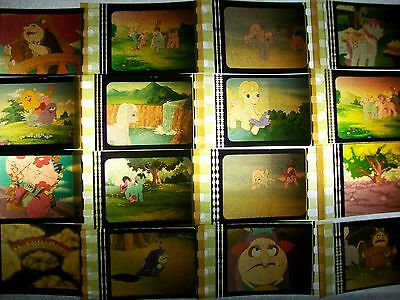 MY LITTLE PONY Lot of 100 Film Cells - Compliments DVD poster book movie