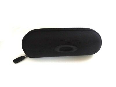 New Oakley Sunglasses Ballistic Vault Protection Zippered Hard Case