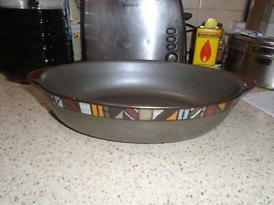 "Denby Marrakesh - Lasagne Dish, Serving Dish, 13"" X 8"""
