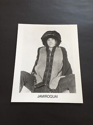 Jamiroquai Promotional Photograph