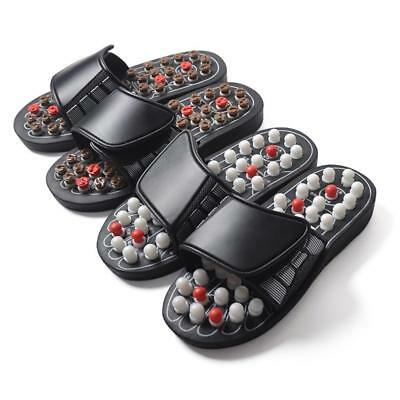 Massage Slippers Sandal Feet Chinese Acupressure Acupuncture Therapy Medical HOT
