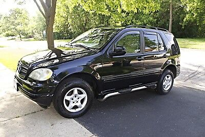2000 Mercedes-Benz M-Class  ML 320 Great condition, clean title. 136,000 miles