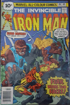 The Invincible Iron Man Nr. 88 Marvel US
