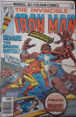 The Invincible Iron Man Nr. 89 Marvel US