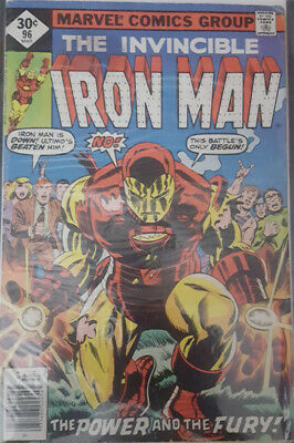 The Invincible Iron Man Nr. 96 Marvel US