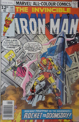 The Invincible Iron Man Nr. 99 Marvel US
