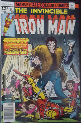 The Invincible Iron Man Nr. 101 Marvel US