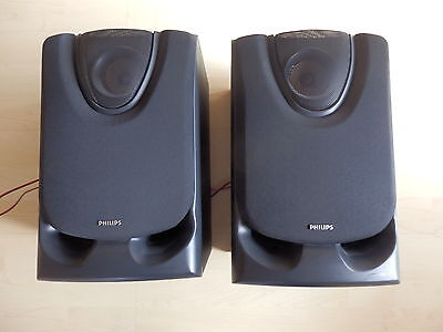 Philips Boxen Speaker System FB 330 6 Ohm Lautsprecher