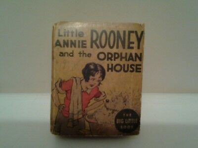 the big little book  little annie rooney no.1117 / 1936