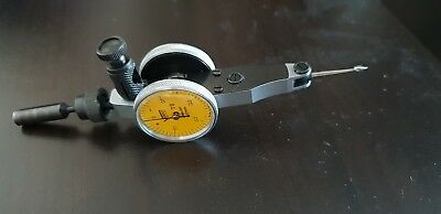 Verdict jewelled Double Faced Dial Test Indicator 0.01mm