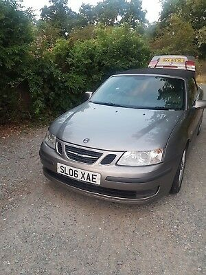 Saab 93 convertible 2006 Spares Or Repair - Great Money no object in ownership