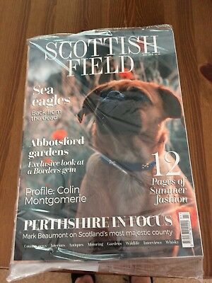 Scottish Field Magazine July