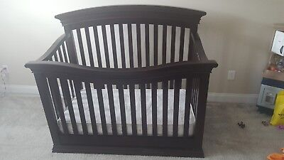 Sorelle Verona Lifetime Crib in Expresso -- Local Pickup Only