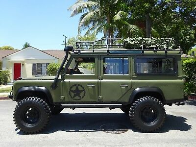 1987 Land Rover Defender 110 COMPLETELY RESTORED - IN AMAZING SHAPE - HEAD TURNER