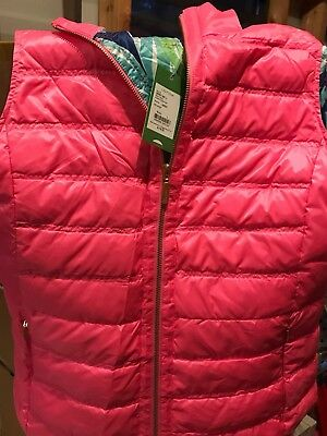 Lilly Pulitzer Vest-Large NWT