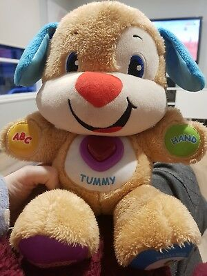 Fisher Price Laugh and Learn Smart Stages Puppy