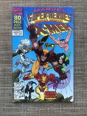 Marvel Super Heroes Winter Special, Comic, First 1st Appearance Squirrel Girl