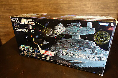 Star Wars Collector Fleet Electronic Star Destroyer by Kenner - Replica - Rare!!