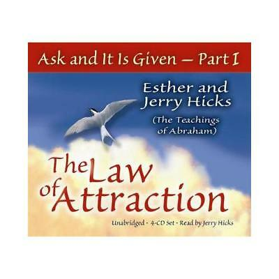 Ask And It Is Given (Part I) by Esther Hicks (author), Jerry Hicks (author)