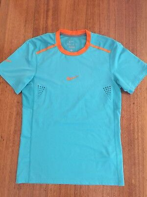 Nike Dri-fit sports top, sz S mens/unisex or approx 16 boys,VGC Will CombinePost