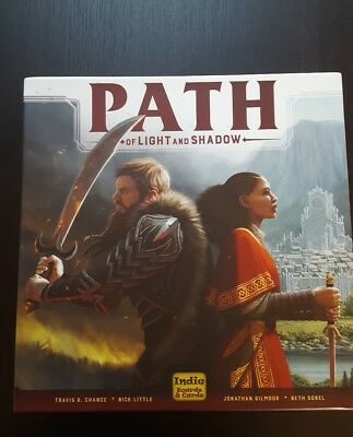 Path of light and shadow - Kickstarter - Indie Boards & Games - ungespielt