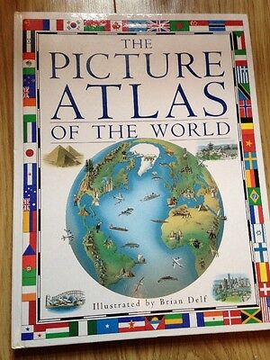 The Picture Atlas of the World by Dorling Kindersley