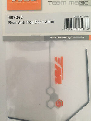 PA507262 BMT 601 EP Rear Anti-Roll Bar 1.3mm