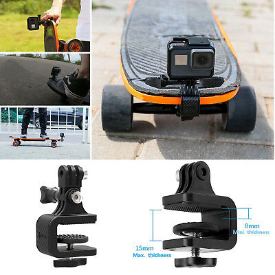 Rotatable Skateboard Mount Holder Stand For Gopro Hero 6 5 4 3 Xiaomi Yi Camera