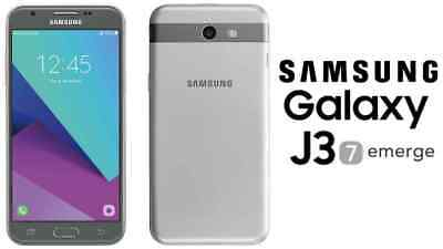 New in Box Samsung Galaxy J3 Emerge Prime J327T T-MOBILE UNLOCKED SMARTPHONE