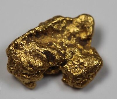 Gold Nugget 0.42 Grams (Australian Natural)