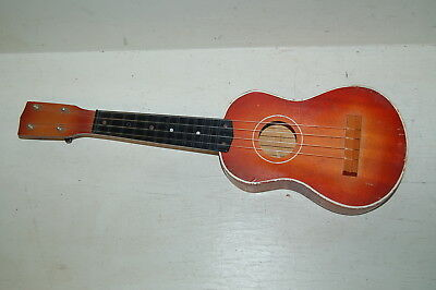 Very Old Childs Guitar Made In Germany