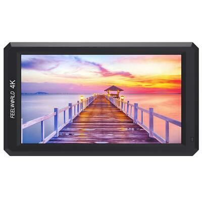 """Feelworld F6 5.7"""" IPS Full HD HDMI On-Camera LED Monitor with 4K Support #FWF6"""