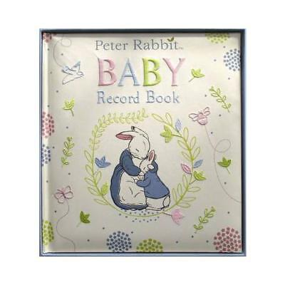 Peter Rabbit Baby Record Book by BEATRIX  POTTER
