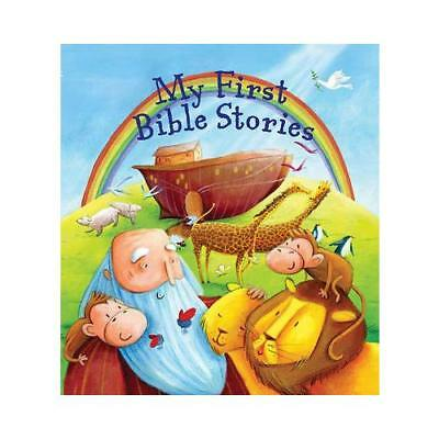 My First Bible Stories by Katherine Sully, Simona Sanfilippo (illustrator)