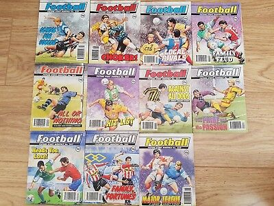 Football Picture Story Monthly #259-269