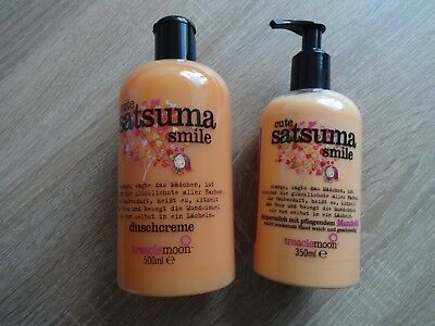 Treaclemoon Cute Satsuma Smile (Duschcreme & Bodylotion)