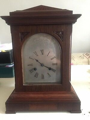 english bracket clock 1915
