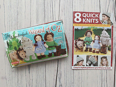 The Wizard of Oz Knitting Kit