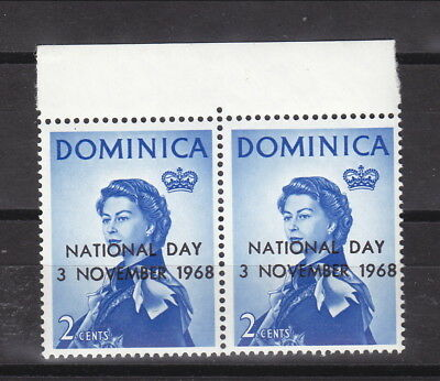 Dominica 1968 National Day, offset (59-63)