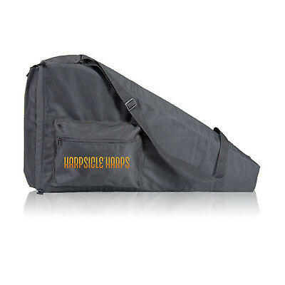 Rees Harps Harpsicle Padded Harp Carrying Gig Bag with Strap BAG-5500