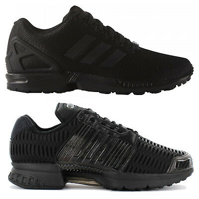 81443f327 adidas ZX Flux + Climacool Black Mens Trainers~Originals~UK 5 to 12 Only