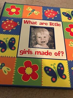 What are little girls made of? PHOTO ALBUM