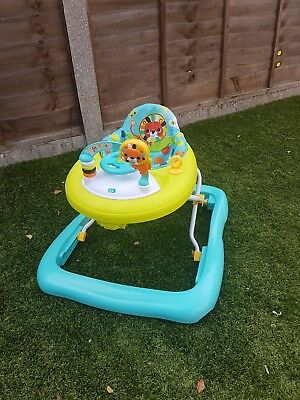 Baby Walker/ activity centre (jungle theme)